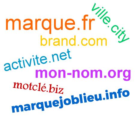 nom de domaine – création site internet Dijon   Netref aac3592118a4